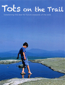 Tots on the Trail Image Magazine (Summer 2017)