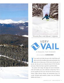 Very Vail Here in Hanover (Winter 2016-17)