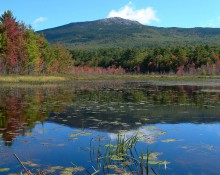 New Hampshire Grand Monadnock
